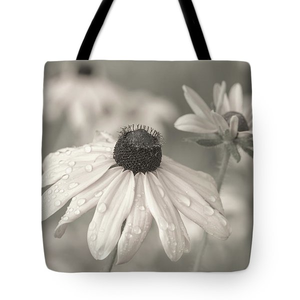 Tote Bag featuring the photograph Achromatic Adoration by Dale Kincaid