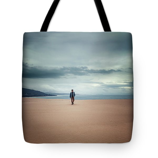 Across The Sands Of Time Tote Bag