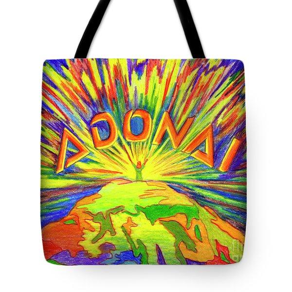 Adonai Tote Bag