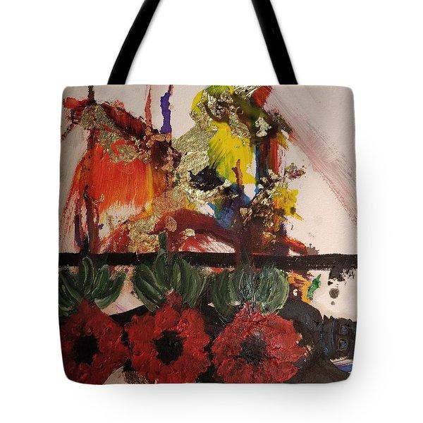 Adonis Tote Bag