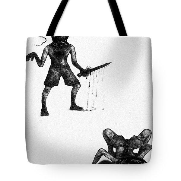 Adriano The Darkstalker - Artwork Tote Bag