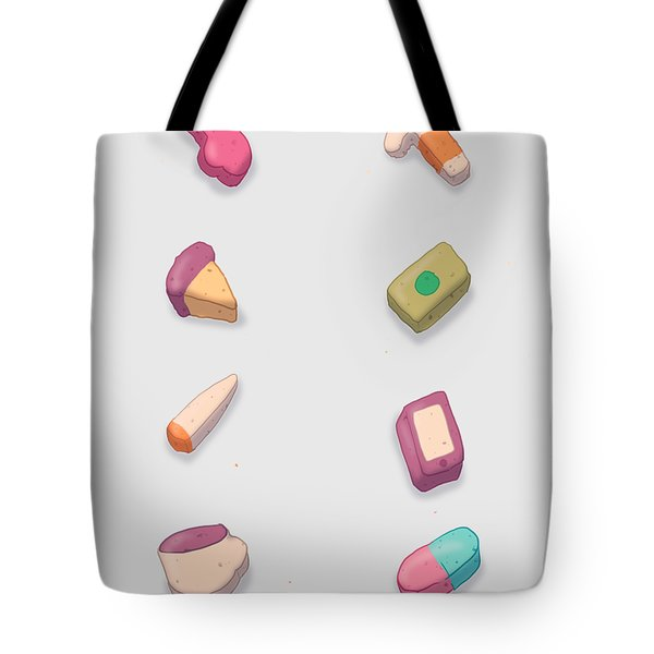 Adult Lucky Charms Tote Bag