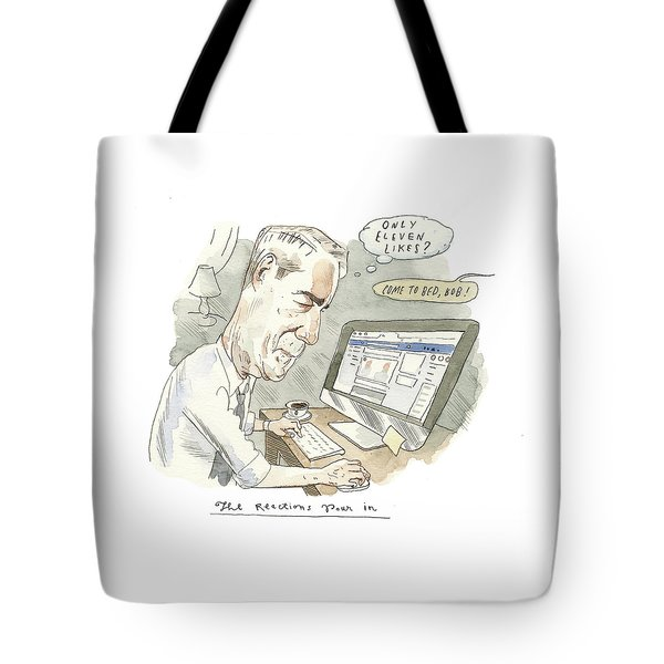 After The Mueller Report Tote Bag