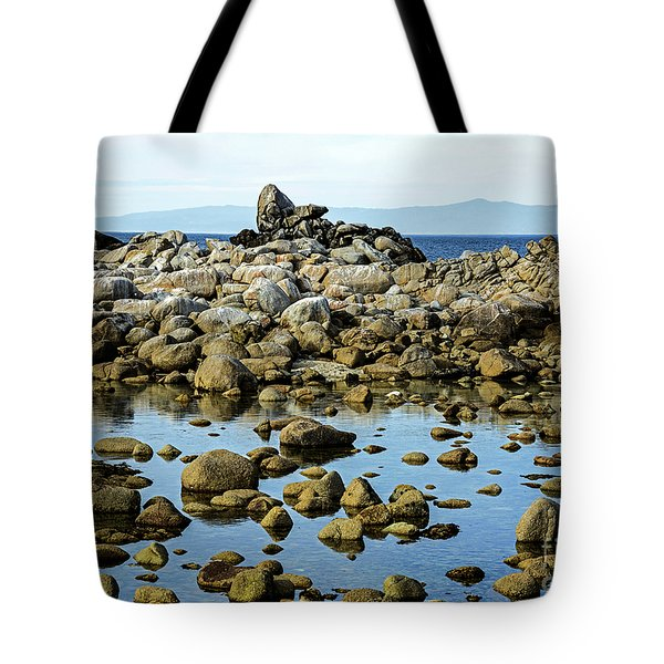 After The Waves Calmed Down Tote Bag