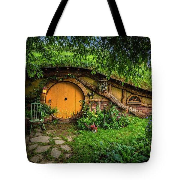 Hobbiton Afternoon Tote Bag