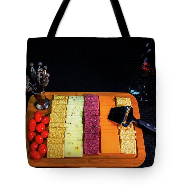 Afternoon Pleasure Tote Bag