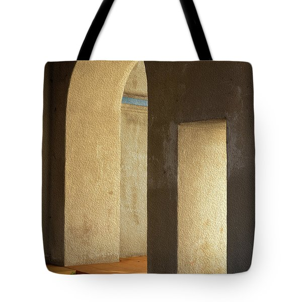 Afternoon Sun Tote Bag