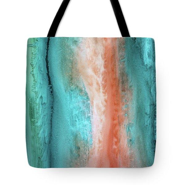 Agate Shore 4 Tote Bag