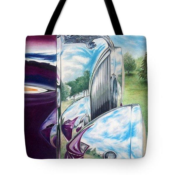 Aged Elegance Tote Bag