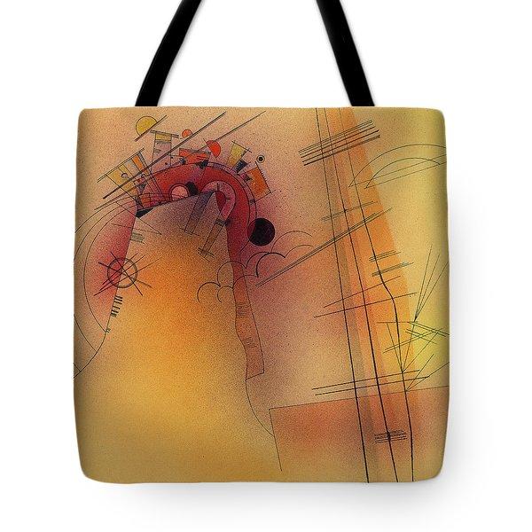 Aglow, 1928 Tote Bag