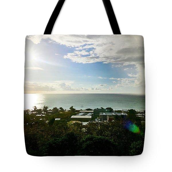 Aguada Sunset Tote Bag