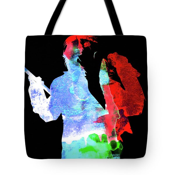 Alice Watercolor II Tote Bag