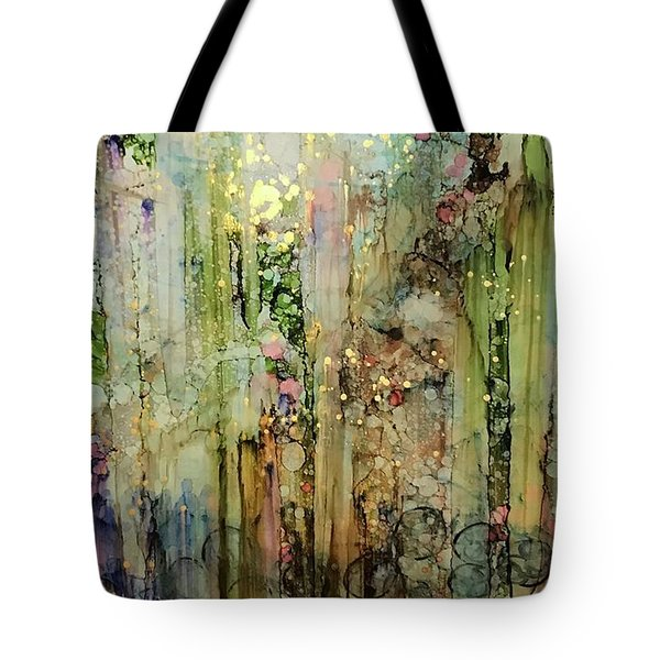 All That Glitters Tote Bag