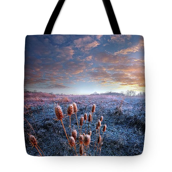 All That You Need Is In Your Soul Tote Bag