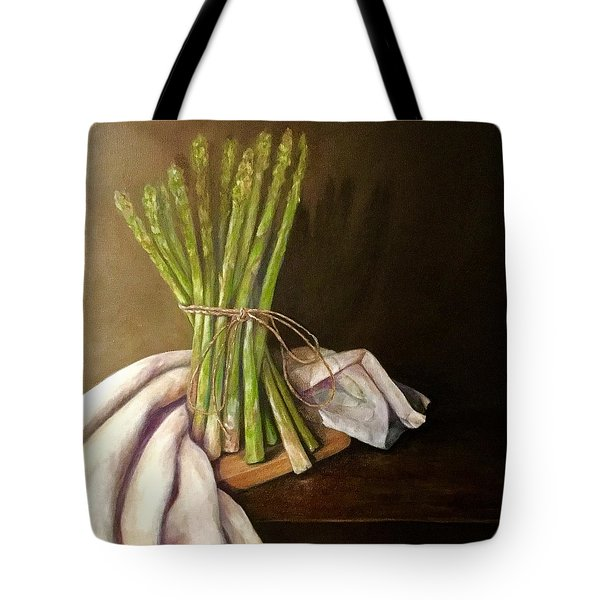 f8262cabafe0 Tote Bag featuring the painting All Tied Up by Anne Barberi
