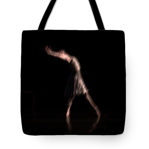 Tote Bag featuring the photograph Allegra by Catherine Sobredo
