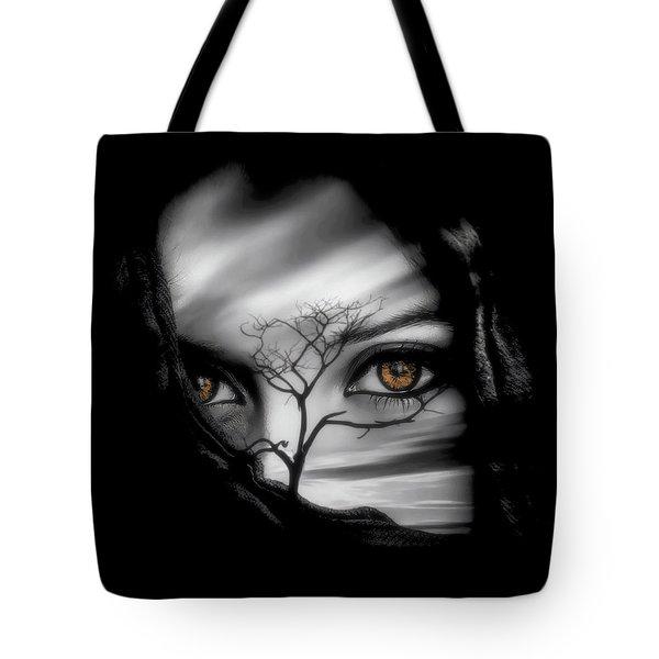 Allure Of Arabia Tote Bag