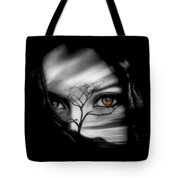 Allure Of Arabia Tote Bag