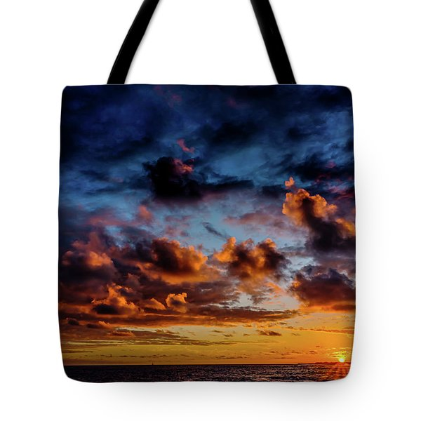 Almost A Painting Tote Bag