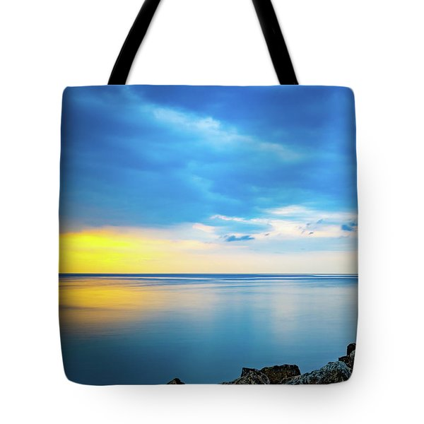 Almost Sunset Tote Bag