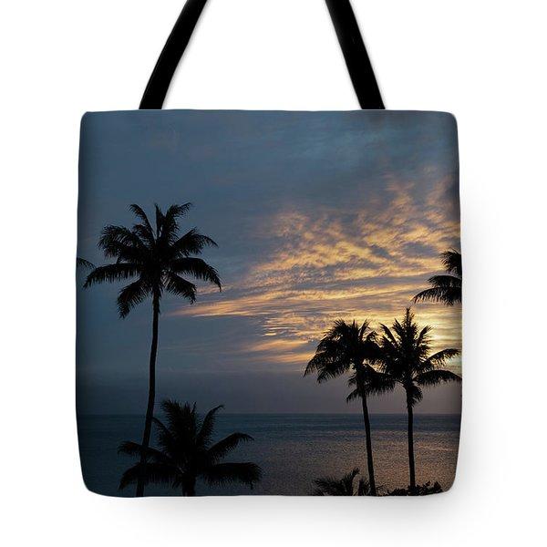 Aloha And Goodbye Tote Bag