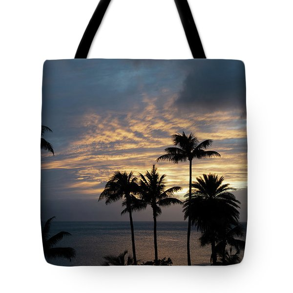 Aloha And Goodbye Tote Bag