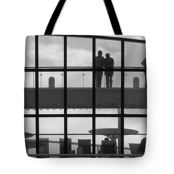 Alone. Together Tote Bag