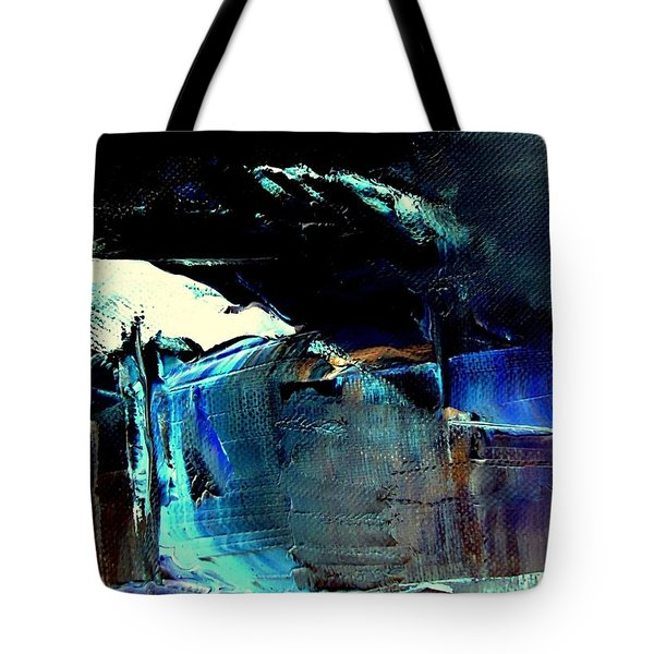 Alps Above Worthersee  -  Austria Tote Bag