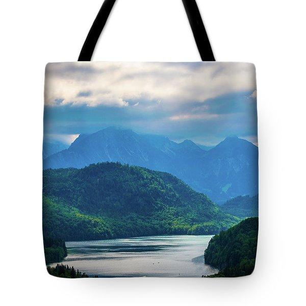 Alpsee Tote Bag