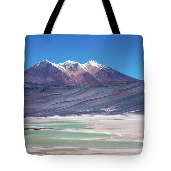 Altiplano View Tote Bag