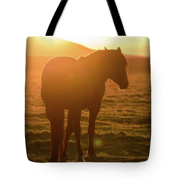 Always Shining Tote Bag