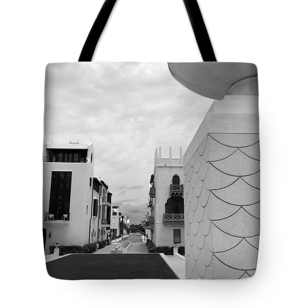 Alys Architecture Tote Bag