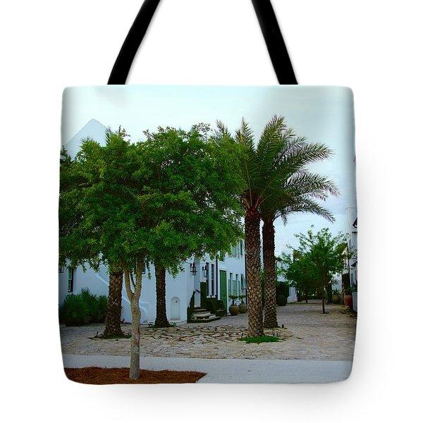 Alys Streetscape 2 Tote Bag