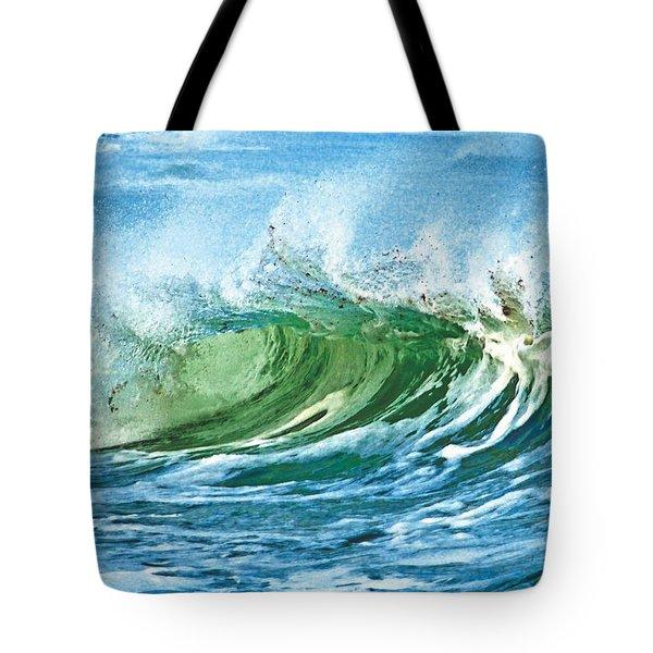 Amazing Wave Tote Bag