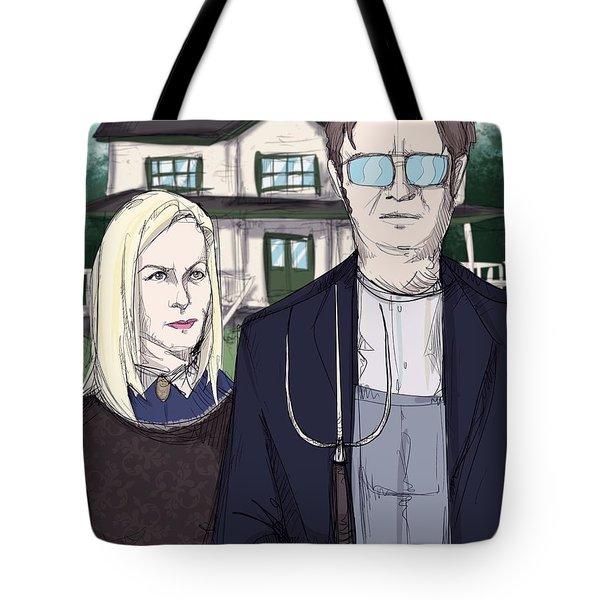 American Office Tote Bag