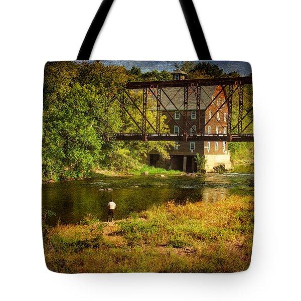 Ammerman Mill Tote Bag