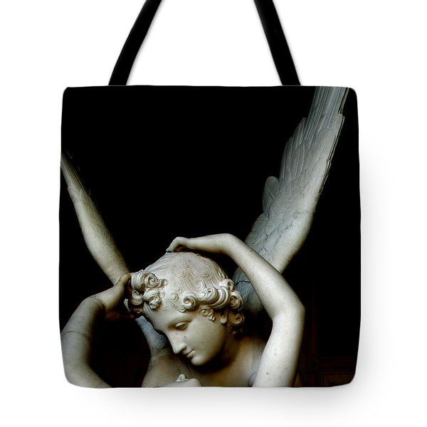 Amor And Psyche, 1796 Tote Bag