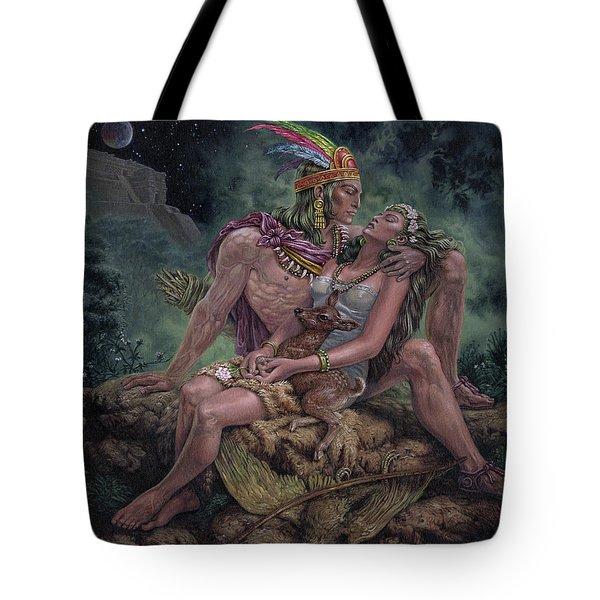 Amor Indio Tote Bag