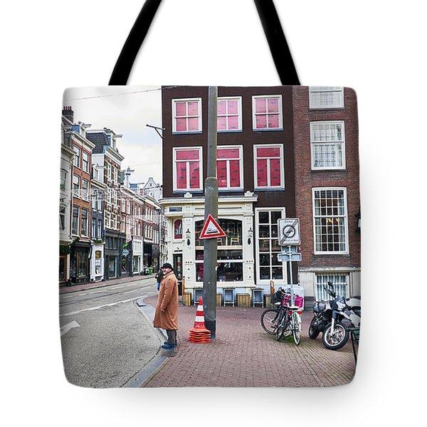 Amsterdam Pride Tote Bag