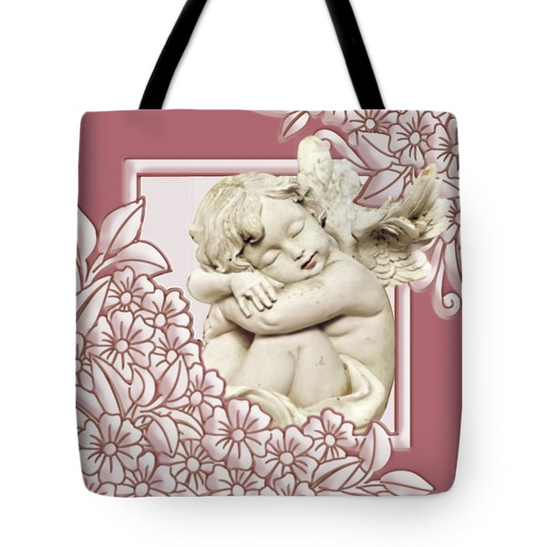 An Angel Tote Bag