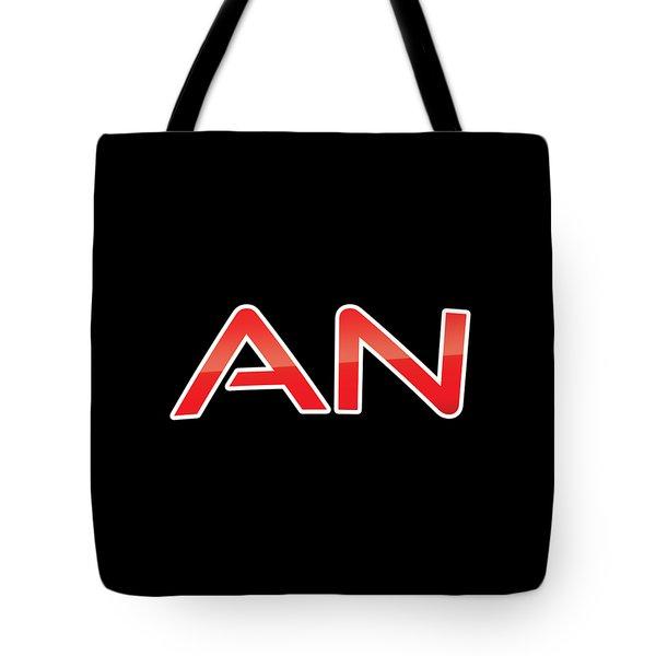 An Tote Bag