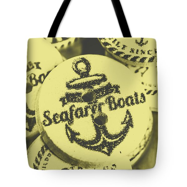 Anchorage At The Old Corkscrew Inn Tote Bag