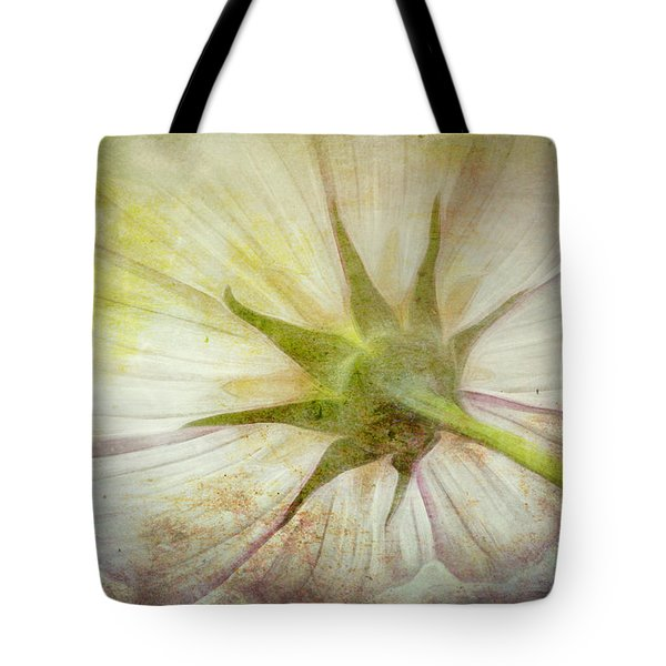 Ancient Flower Tote Bag
