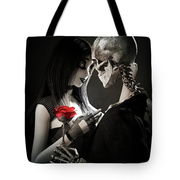 Ancient Love Tote Bag