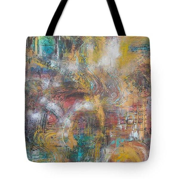 Ancient Voices Tote Bag