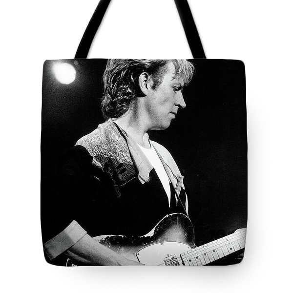 Andy Summers 1984 Tote Bag