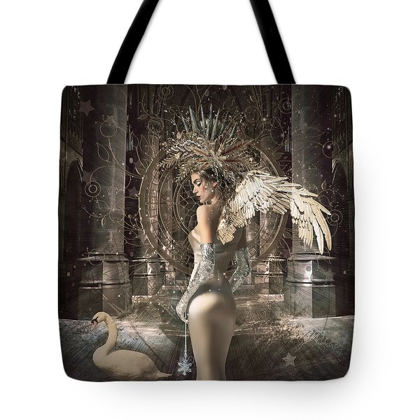 Angel Alchymie Tote Bag
