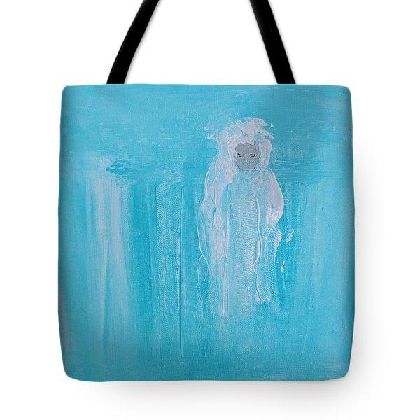 Angel Baby Tote Bag