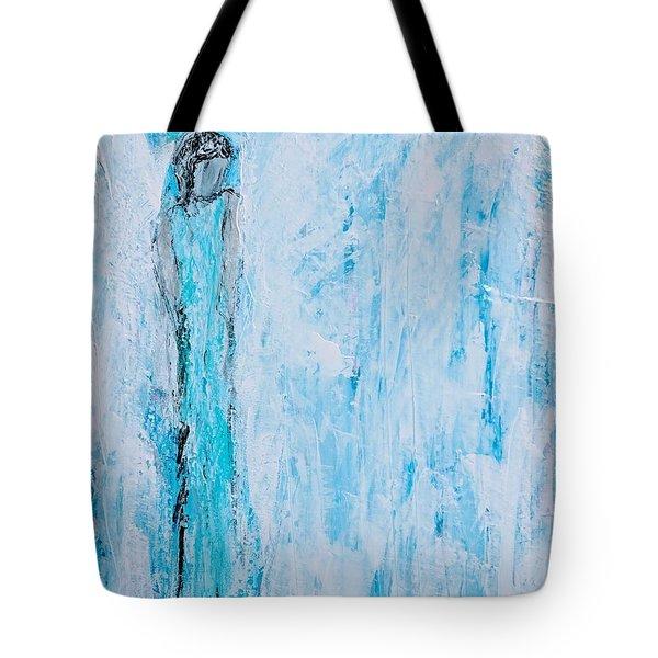 Angel Of Dreams And Hope Tote Bag