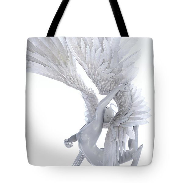 Angelic Arch Tote Bag